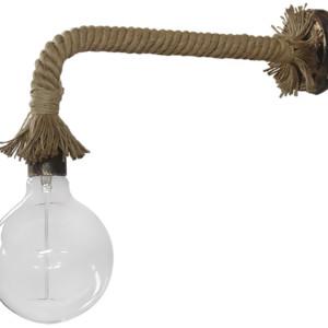 Φωτιστικό Απλίκα Με Σχοινί UT-27AP Rope 31-0523