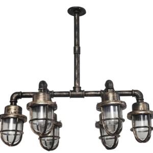 Φωτιστικό Hydral PP-27/SLP-500 6/Φ BRONZE