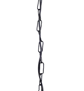 Φωτιστικό CONOS FUN-03 CHAIN 1L BLACK