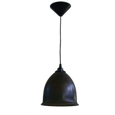 Κρεμαστό Φωτιστικό Pilos FUN-02 1/Φ BLACK
