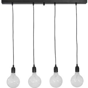 Φωτιστικό Cable KA-01 RAGA 4L BLACK