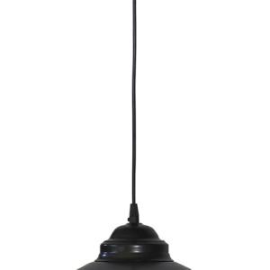 Φωτιστικό Μεταλλικό LM-150K 1L Black Φ38