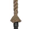 Φωτιστικό Manila Rope PP-27-C-TAP ROPE 1L UT-BLACK