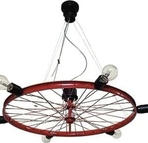 Φωτιστικό BICYCLE FUN-16 6/Φ RED