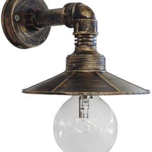 Φωτιστικό Απλίκα Industrial PP-27AP/150-S 90° Bronze