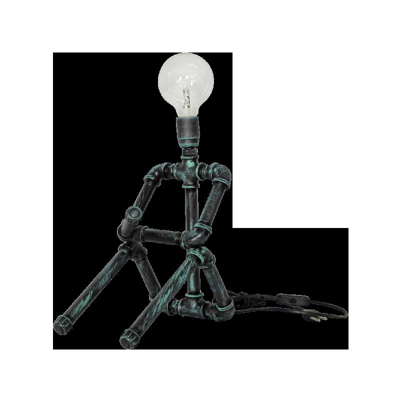 Φωτιστικό Πορτατίφ Robot PP-27PR