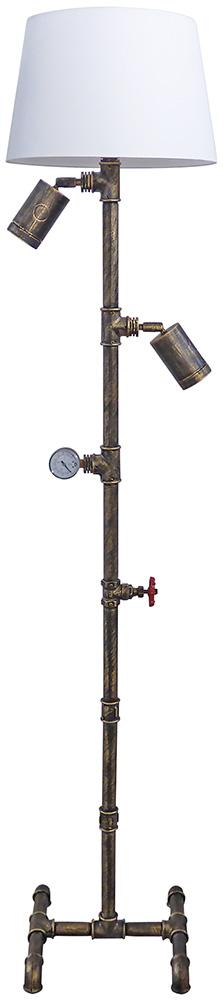 Φωτιστικό Δαπέδου Ορθοστάτης Industrial PP-27 Floor Lamp-B