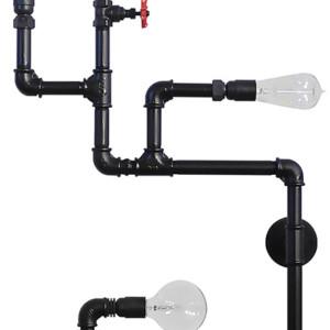 Φωτιστικό 6Φ Industrial PP-27 ART 6L TAP COUNTER