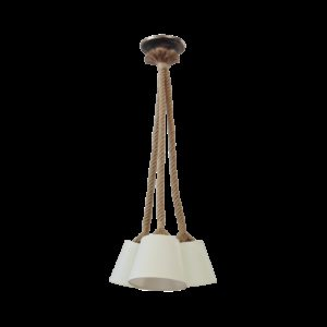 Φωτιστικό Conos Lampshade AM-18 TS 3/Φ ROPE
