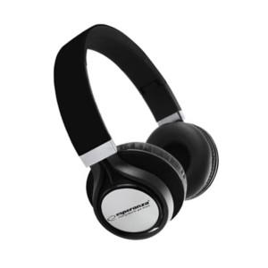 Ακουστικά Stereo Audio Esperanza EH-159K 3.5mm Μαύρο Free Style