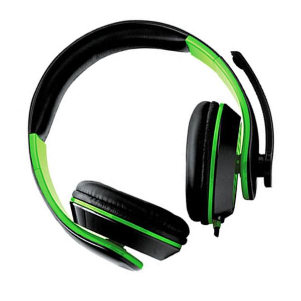 ESPERANZA Ακουστικά με Μικρόφωνο CONDOR Πράσινο EGH300G