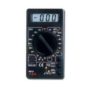 Πολύμετρο - Όργανο Μέτρησης M-832