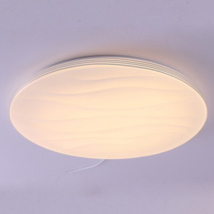 LED Designer Πλαφονιέρα 40W Στρογγυλή με εναλλαγή χρώματος και χειριστήριο  V-TAC 1460