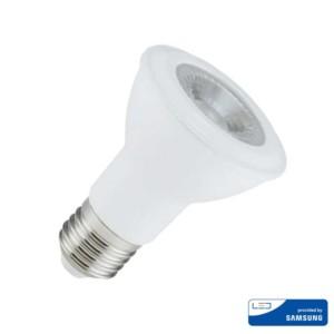2550147-42-Λάμπα LED PAR 20 7W E27 220-240V Samsung chip V-Tac 147 Θερμό Λευκό 3000Κ
