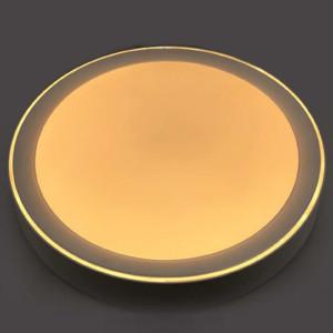 LED Designer Πλαφονιέρα 65W Στρογγυλή με εναλλαγή χρώματος και χειριστήριο  V-TAC 1475