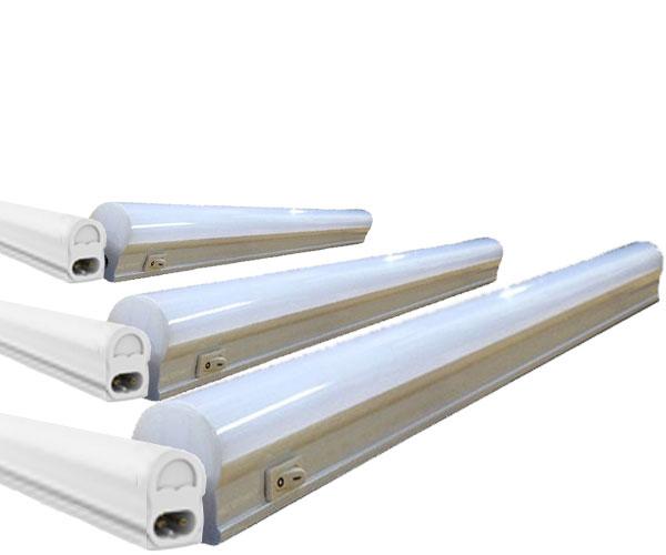 Φωτιστικό Led Γραμμικό Επίτοιχο T5 8W 570mm