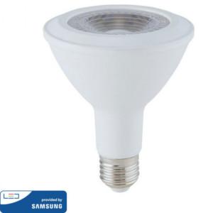 Λάμπα LED PAR30 11W E27 6000K Ψυχρό Λευκό Samsung Chip V-TAC 155
