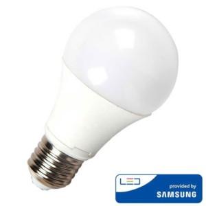 Λάμπα LED V-Tac με chip SAMSUNG 17W A65 E27 4000K Ουδέτερο Λευκό V-Tac 163