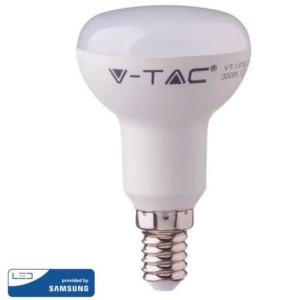 Λάμπα LED με chip SAMSUNG 3W Καθρέπτου/R39 E14 3000K Θερμό Λευκό V-Tac 210