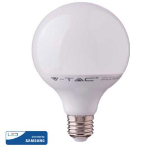 Λάμπα LED G120 17W E27 3000Κ Θερμό Λευκό Samsung Chip  V-TAC 225