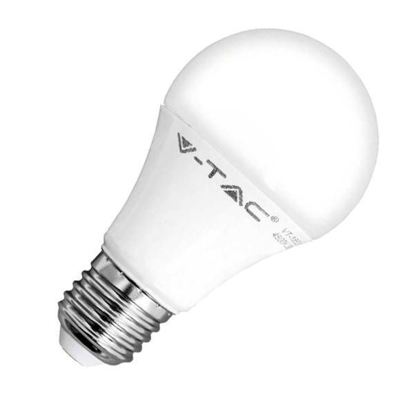 Λάμπα LED A58 9W E27 με Samsung Chip και 5 χρόνια Εγγύηση Ουδέτερο Λευκό