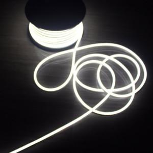 25502512-487-Ταινία LED Neon Flex V-Tac 2512 8W/m DC 24V IP65 Ψυχρό Λευκό 6000Κ 320lms/m
