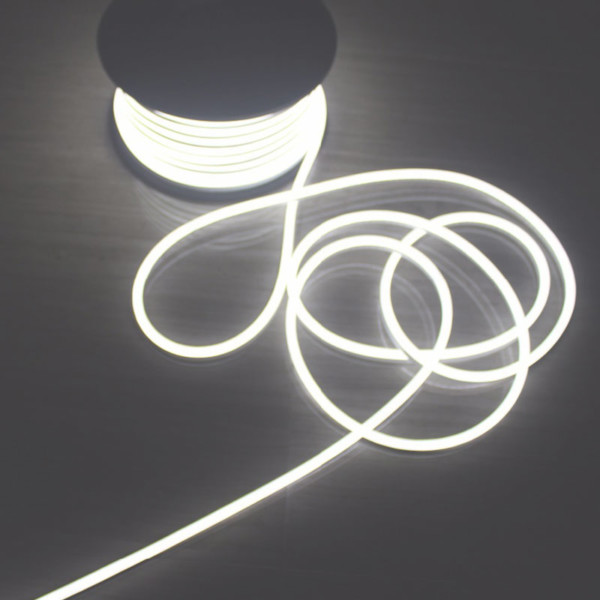 Ταινία LED Neon Flex V-Tac 2514 8W/m DC 24V IP65 Ουδέτερο Λευκό 4500Κ 320lms/m