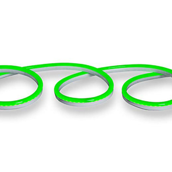 Ταινία LED Neon Flex V-Tac 2517 8W/m DC 24V IP65 Πράσινο 320lms/m