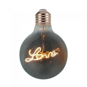 Λάμπα LED Filament Special Love 5W G125 E27 2700 V-TAC 2700