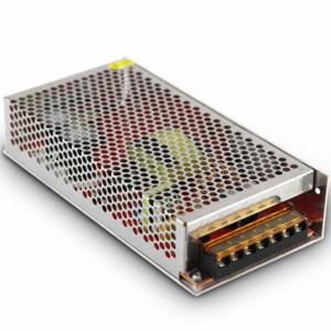 Μετασχηματιστής-Τροφοδοτικό Μεταλλικό 350W 12V για ταινίες LED IP20 V-TAC 3057