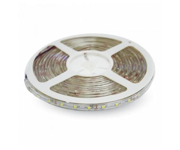 LED Ταινία 3.6W/m 3528SMD 60LEDs Ψυχρή Λευκή IP65  V-Tac 2031
