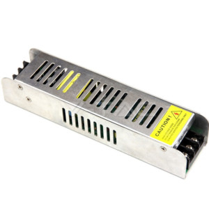 Μετασχηματιστής-Τροφοδοτικό Μεταλλικό 120W 12V για ταινίες LED IP20 V-TAC 3226