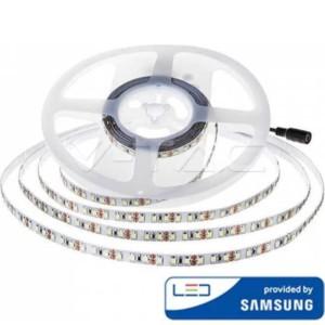 LED Ταινία 12W Samsung Chip Dimmable 12V 1200lm/m Ουδέτερο Λευκό 4000K IP 20 5 Μέτρα V-Tac 324