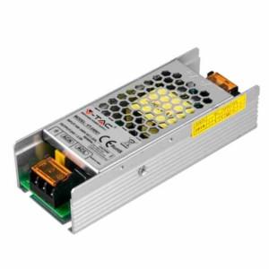 Τροφοδοτικό Μεταλλικό 60W 24V για ταινίες LED IP20 V-TAC 3261