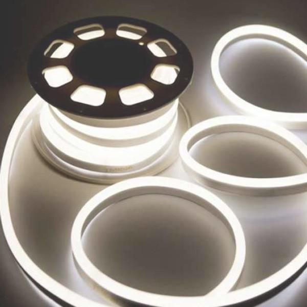 Ταινία LED Neon Flex V-Tac Samsung Chip 328 10W/m DC 12V IP65 Ψυχρό Λευκό 6400Κ 300lms/m