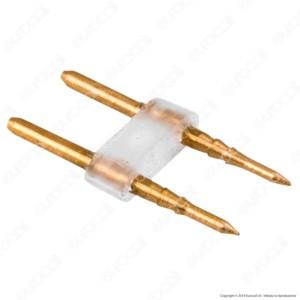 25503331-496-Ενδιάμεσος Σύνδεσμος 2 Τανιών Neon Flex Ταινία LED V-Tac 3333