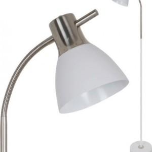 Φωτιστικό Δαπέδου Μεταλλικό Λευκό V-TAC 3704