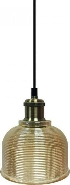 Κρεμαστό Φωτιστικό 1Φ Amber Γυαλί V-TAC 3732