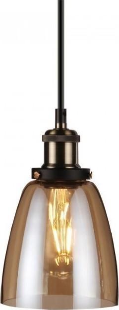 Κρεμαστό Φωτιστικό 1Φ Amber Γυαλί V-TAC 3736