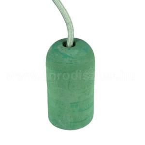 Ανάρτηση Τσιμέντο Πράσινο Καλώδιο Κρεμαστό Φωτιστικό 1Φ V-TAC 3742