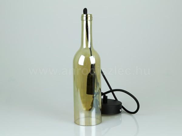 Μπουκάλι Amber Γυαλί Κρεμαστό Φωτιστικό Ε14 1Φ V-TAC 3770