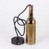 Μπουκάλι Καφέ Γυαλί Κρεμαστό Φωτιστικό Ε14 1Φ V-TAC 3776