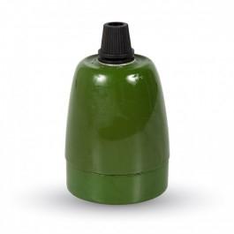 Ντουί Πορσελάνης Πράσινο Ε27 V-TAC 3797