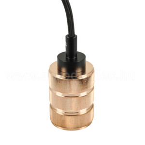 Ανάρτηση Ροζ Χαλκός Αλουμίνιο Καλώδιο Κρεμαστό Φωτιστικό 1Φ V-TAC 3815