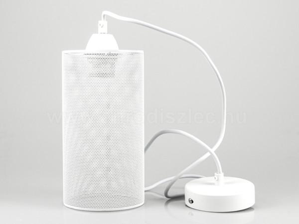 Κρεμαστό Φωτιστικό 1Φ Μεταλλικό Ματ Λευκό V-TAC 3829