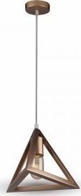 Κρεμαστό Φωτιστικό 1Φ Πλέγμα Μεταλλικό Σαμπανιζέ V-TAC 3831