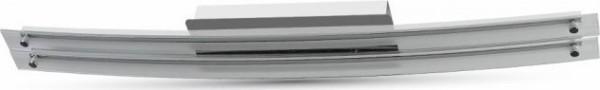 Επίτοιχο Γραμμικό Φωτιστικό LED 36W 4000K-Ουδέτερο Λευκό V-TAC 3899 Χρώμιο