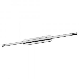 Επίτοιχο Γραμμικό Φωτιστικό LED 18W 4000K-Ουδέτερο Λευκό V-TAC 3903 Χρώμιο