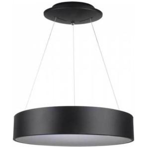 Κρεμαστός Πολυέλαιος Μαύρο Σώμα LED 30W Dimmable Θερμό Φως 3000Κ V-TAC 3996