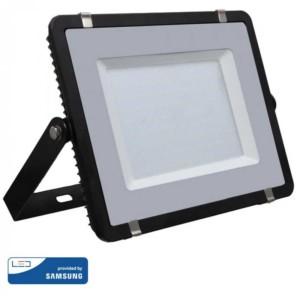 Προβολέας LED 200W Samsung Chip 6400K-Ψυχρό Λευκό V-TAC 419 Μαύρος